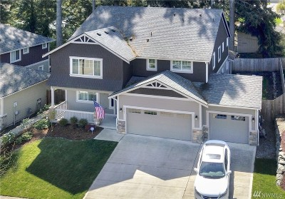 Olympia Single Family Home For Sale: 3945 19th Ave NE