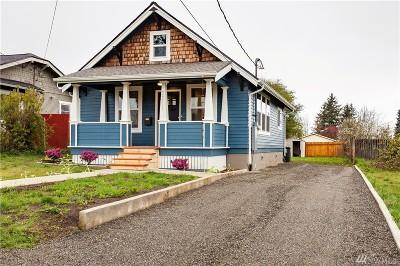 Tacoma WA Single Family Home For Sale: $299,990