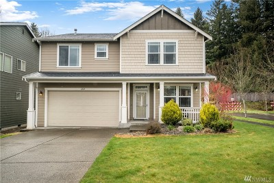 Olympia Single Family Home For Sale: 1225 Kiely Dr SE