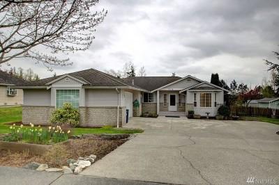 Mount Vernon Single Family Home For Sale: 3218 Martin Rd