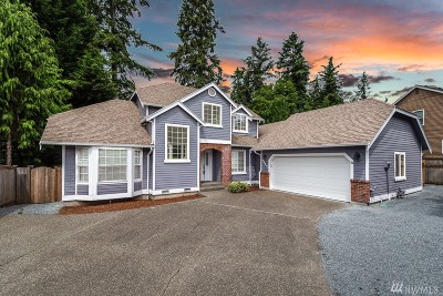 Federal Way Single Family Home For Sale: 36531 31st Ave S