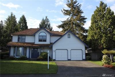 Auburn Single Family Home For Sale: 4806 Mill Pond Lp SE