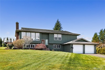 Snohomish Single Family Home For Sale: 8028 144th Dr SE
