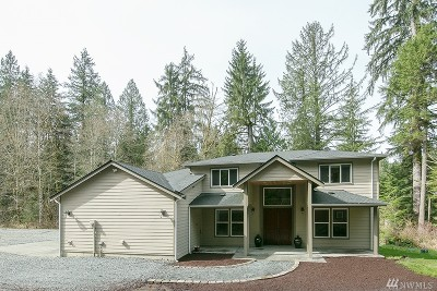 Snohomish Single Family Home For Sale: 1018 175th Ave NE