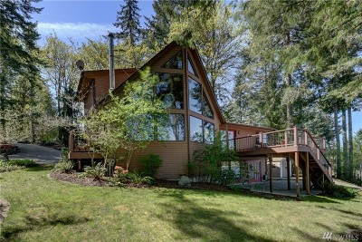 Single Family Home For Sale: 3353 SE Arcadia Rd