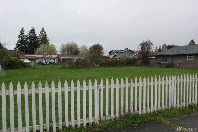 Puyallup Residential Lots & Land For Sale: 820 9th St SW