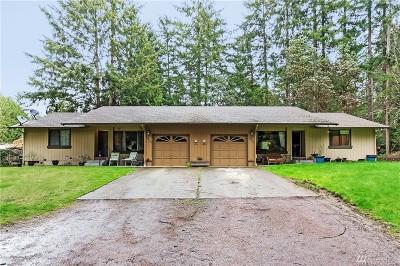 Gig Harbor Multi Family Home For Sale: 10307 38th Av Ct NW