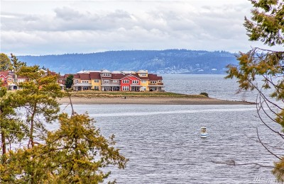 Port Ludlow Single Family Home For Sale: 107 Ludlow Bay Rd.