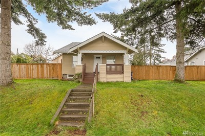 Single Family Home For Sale: 514 S 52nd St
