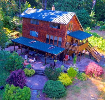 Skagit County Single Family Home For Sale: 50223 State Route 20