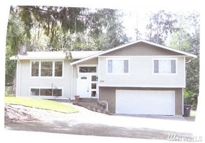 Mount Vernon Single Family Home Pending Inspection: 3100 Cherokee Lane