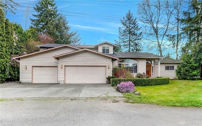 Lynnwood Single Family Home For Sale: 20605 10th Place W