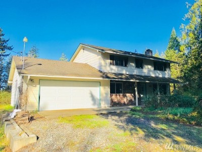Enumclaw Single Family Home For Sale: 40041 226th Ave SE