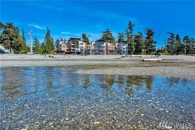 Birch Bay Condo/Townhouse For Sale: 7714 Birch Bay Dr #306