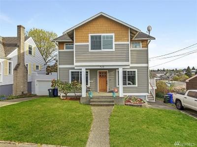 Tacoma Single Family Home For Sale: 920 E McKinley Rd
