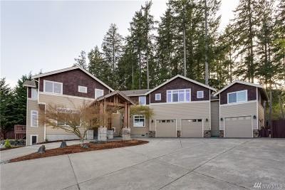 Pierce County Single Family Home For Sale: 922 9th Av Ct
