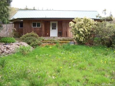 Single Family Home For Sale: 192 E Mox Chehalis Rd