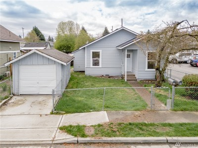 Auburn Single Family Home For Sale: 114 7th St SE