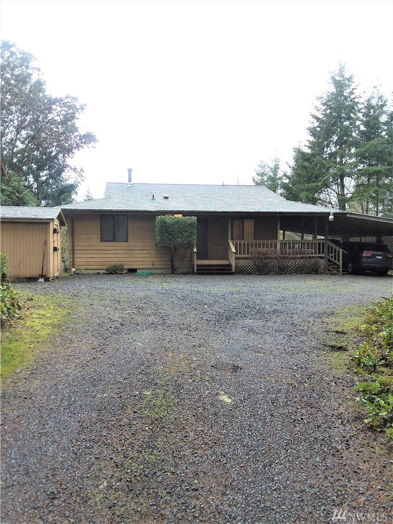 2 bed/1 bath Home in Belfair for $215,500