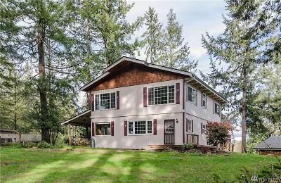 Rainier Single Family Home For Sale: 11304 Price Lane SE