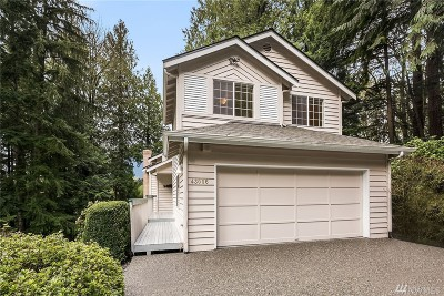 North Bend WA Single Family Home For Sale: $732,000