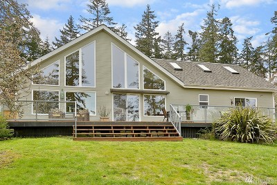 Coupeville Single Family Home Sold: 633 Race Rd