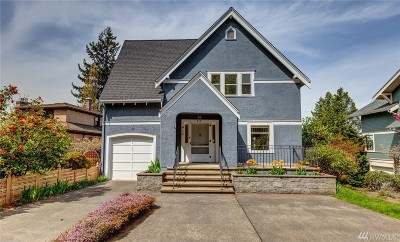 Bellingham Single Family Home For Sale: 417 N Garden St