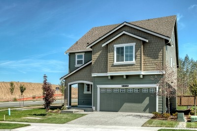 Puyallup Single Family Home For Sale: 10511 191st St E #140