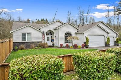 Olympia Single Family Home For Sale: 8225 Spurgeon Creek SE