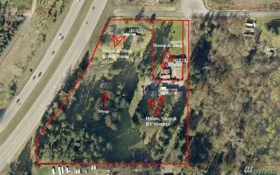 Kent WA Single Family Home For Sale: $450,000