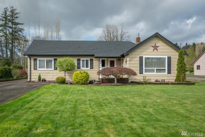 Chehalis Single Family Home For Sale: 2210 SW Salsbury Ave