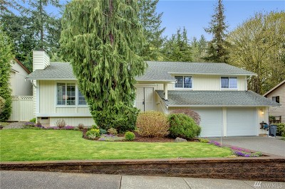 Bothell Single Family Home For Sale: 21904 8th Place W