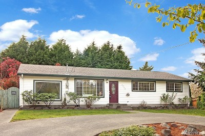 Seattle Single Family Home For Sale: 6365 Delridge Wy SW