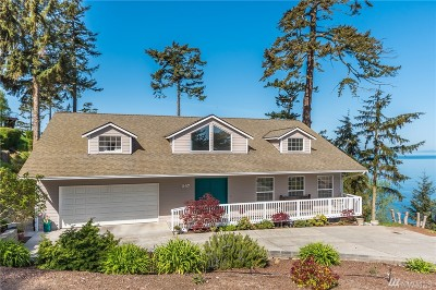 Coupeville Single Family Home For Sale: 547 Seaside Dr