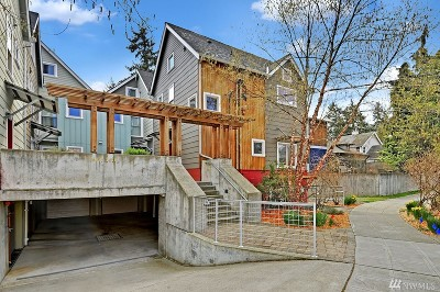King County Single Family Home For Sale: 2608 Walnut Ave SW