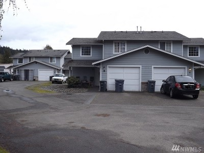Orting Multi Family Home For Sale: 614 Harman Wy S #1-4