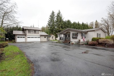 Sedro Woolley Single Family Home For Sale: 32905 Berry Lane