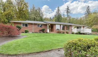 Gig Harbor Single Family Home For Sale: 6608 46th St NW