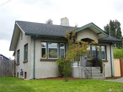 Tacoma WA Single Family Home For Sale: $224,950