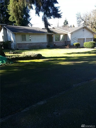 Tukwila Single Family Home Contingent: 16027 45th Ave S
