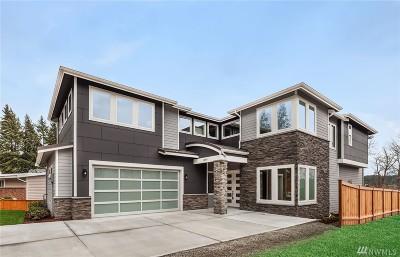 Redmond Single Family Home For Sale: 5364 East Lake Sammamish Pkwy NE