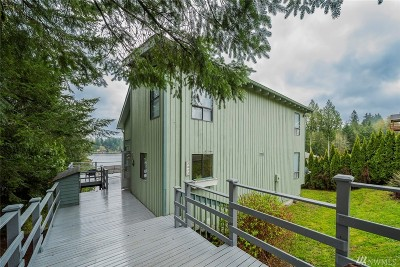 Snohomish Single Family Home For Sale: 5415 E Wishon Rd