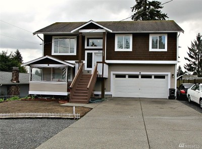 Everett Single Family Home For Sale: 5825 Lowell Rd