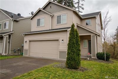 Tacoma WA Single Family Home For Sale: $311,500