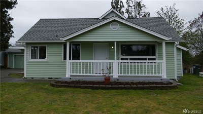Tacoma Single Family Home For Sale: 312 126th St S