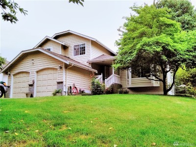 Kent Single Family Home For Sale: 4602 S 258th Place