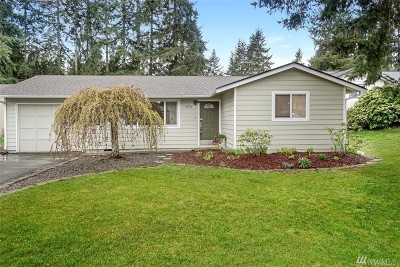Puyallup WA Single Family Home For Sale: $249,999