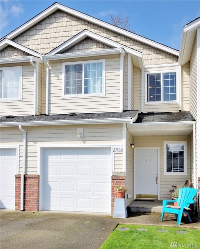 Milton Single Family Home For Sale: 2753 Diamond Loop #9-B