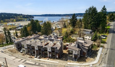 Kenmore Single Family Home For Sale: 18115 65th Ave NE #103
