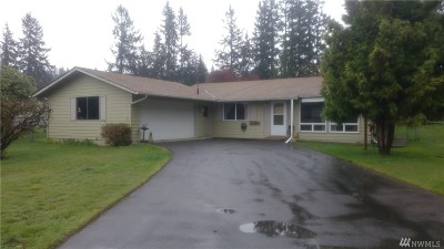 Port Orchard Single Family Home For Sale: 2776 Heather Ct SE